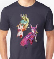 Xayah and Rakan Unisex T-Shirt