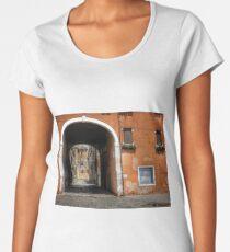 Riva dei Sette Martiri, Arsenale. Venice Women's Premium T-Shirt
