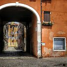 Riva dei Sette Martiri, Arsenale. Venice by hans p olsen