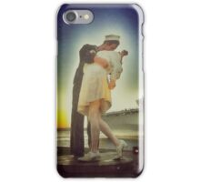 Unconditional Surrender iPhone Case/Skin