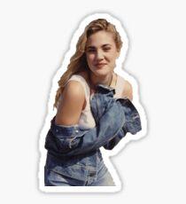 90s drew barrymore Sticker