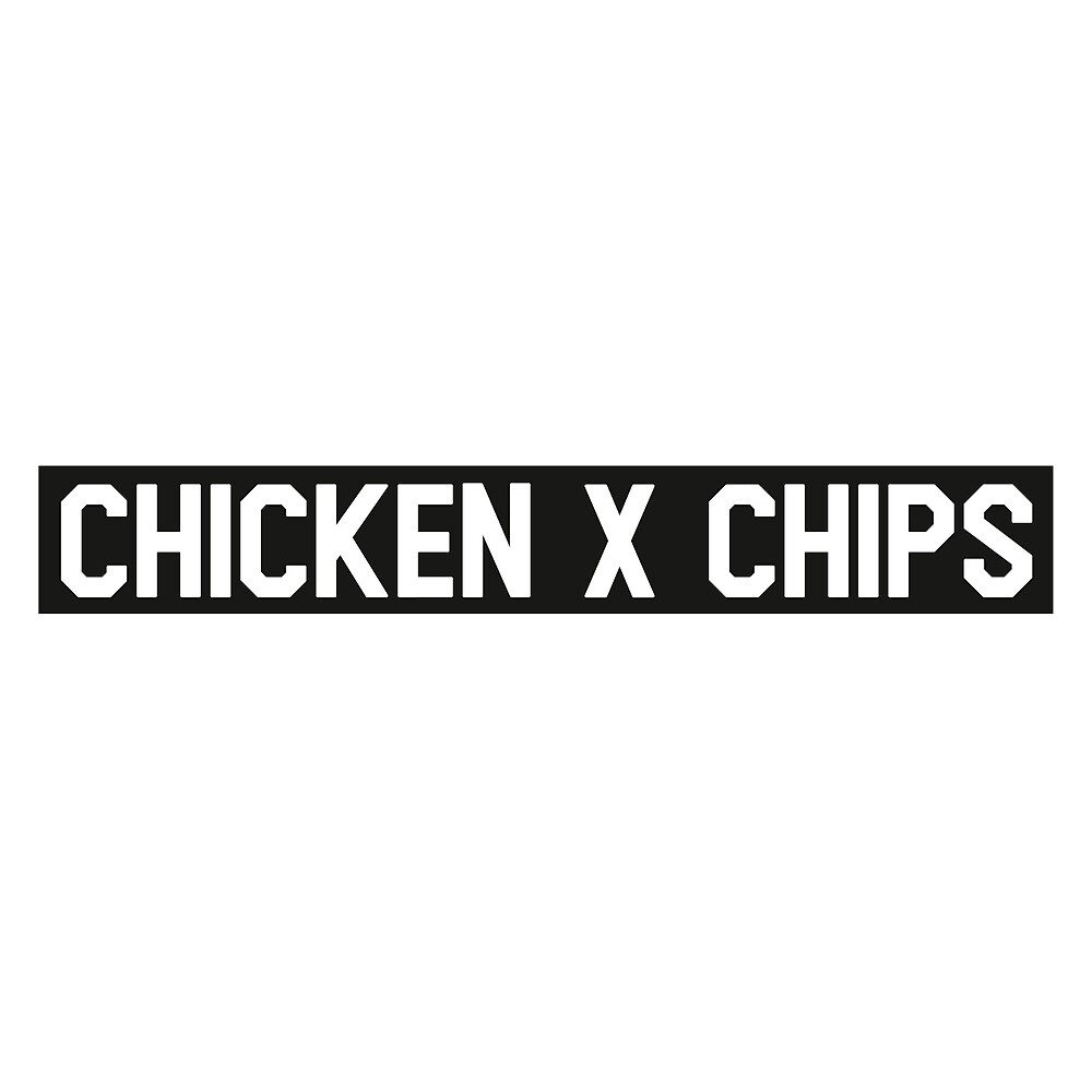 Chicken and Chips - ketchup and mayo by Wave Lords United