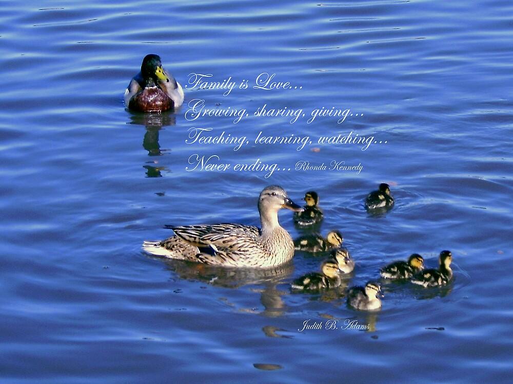 Family by Judith B. Adams