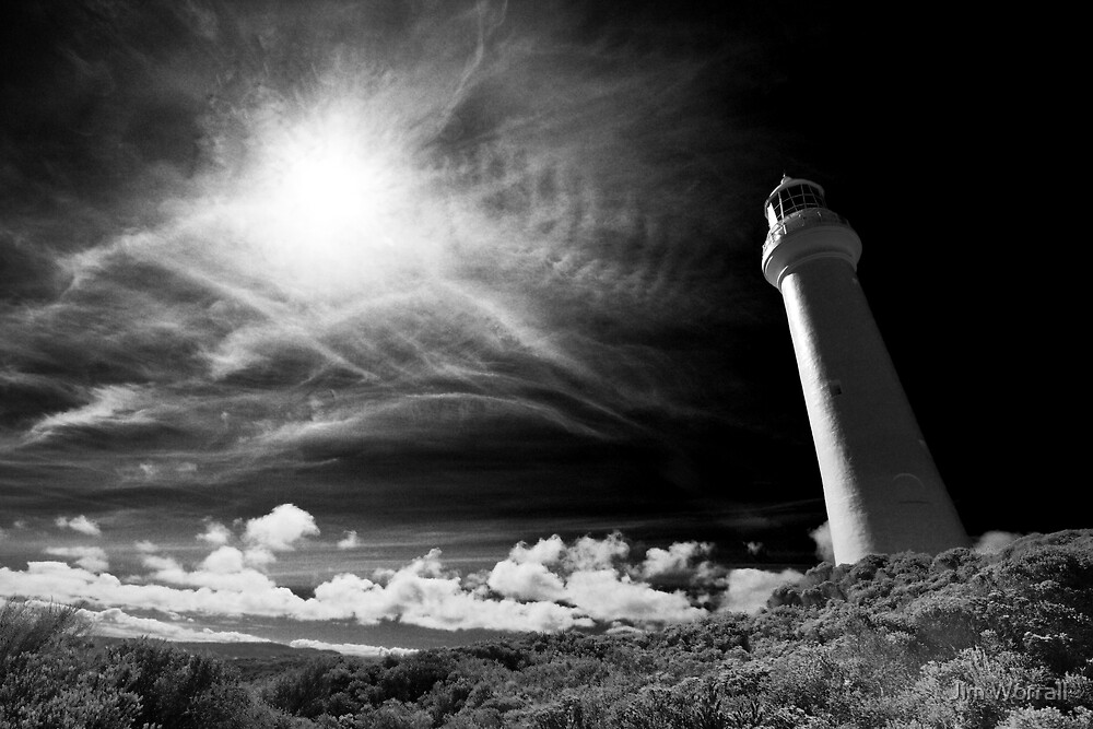 Soldier of the Coast - Aireys Inlet by Jim Worrall