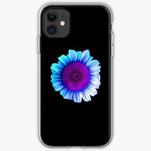 Neon Daisy iPhone Soft Case