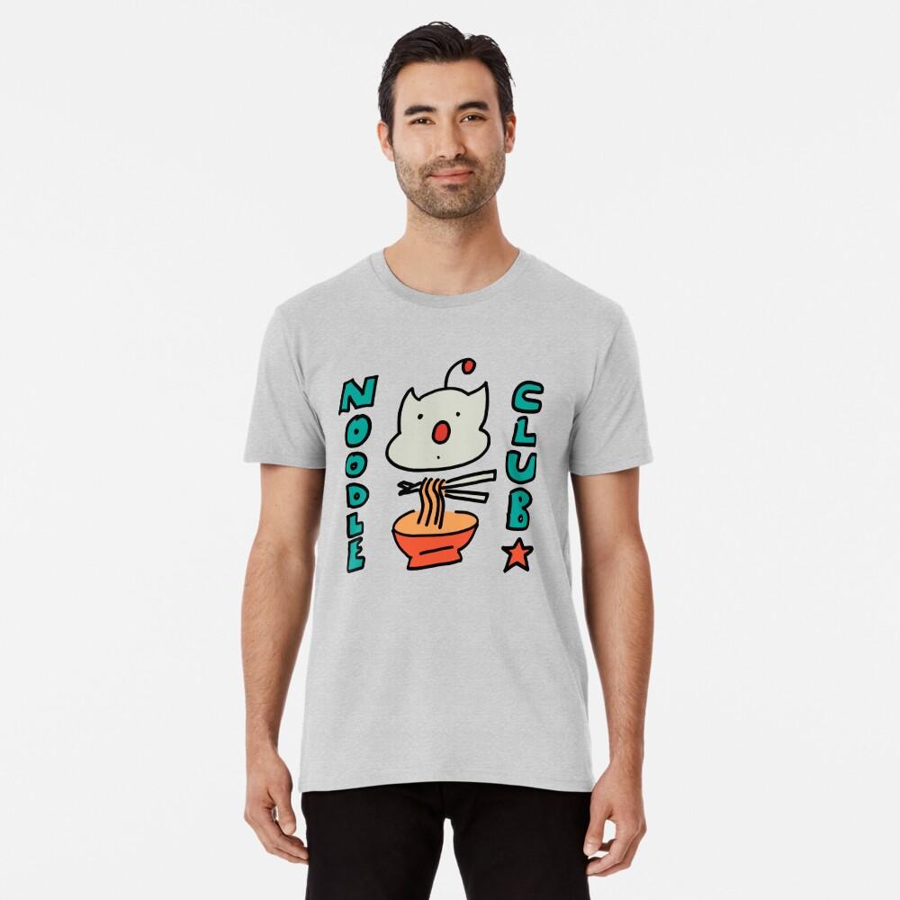 ¡Noodle Club! La mejor pasta jamás vendida Camiseta premium