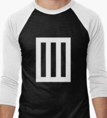 Paramore Men's Baseball ¾ T-Shirt