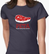 PETA Women's Fitted T-Shirt