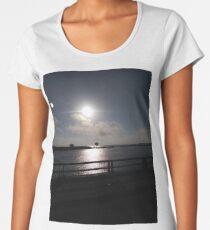 Double Sun  Women's Premium T-Shirt