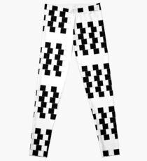 Optical Illusion, Visual Illusion,  Cognitive Illusions Leggings