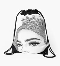 Princess Drawstring Bag