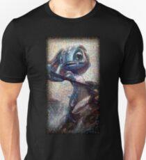 Fizz Mosaic Portrait 1 Unisex T-Shirt