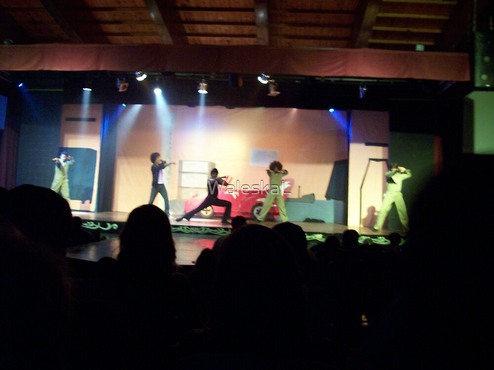 Grease Reenactment, Dominican Style... by WaleskaL