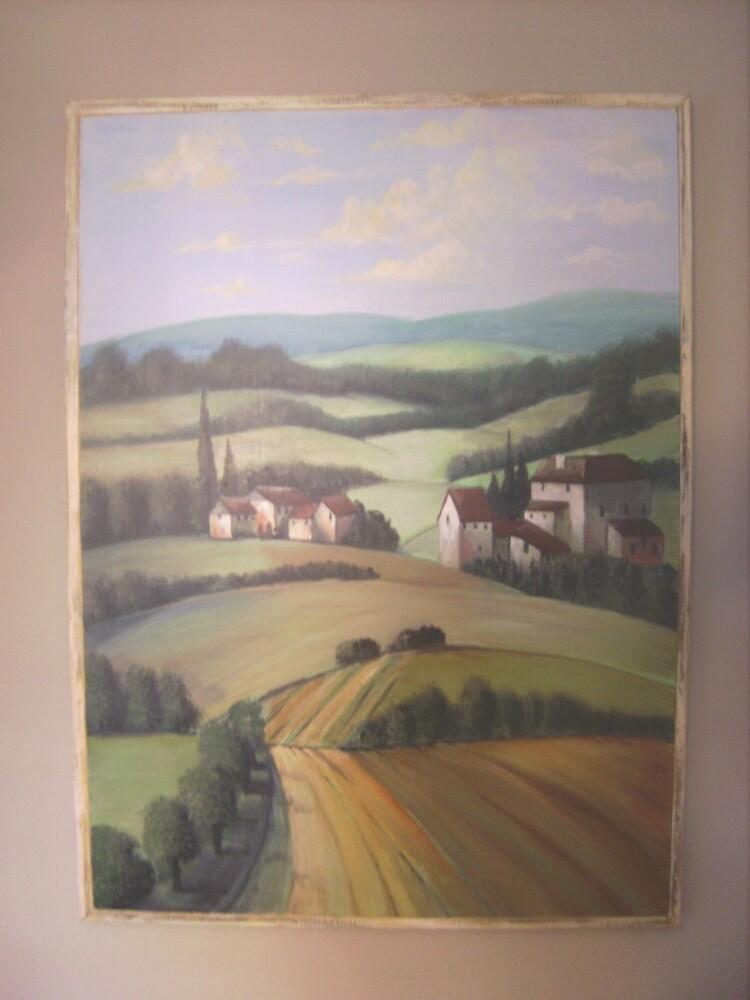 Tuscan Dreams by mmdstudios