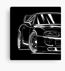 Toyota supra best design Canvas Print