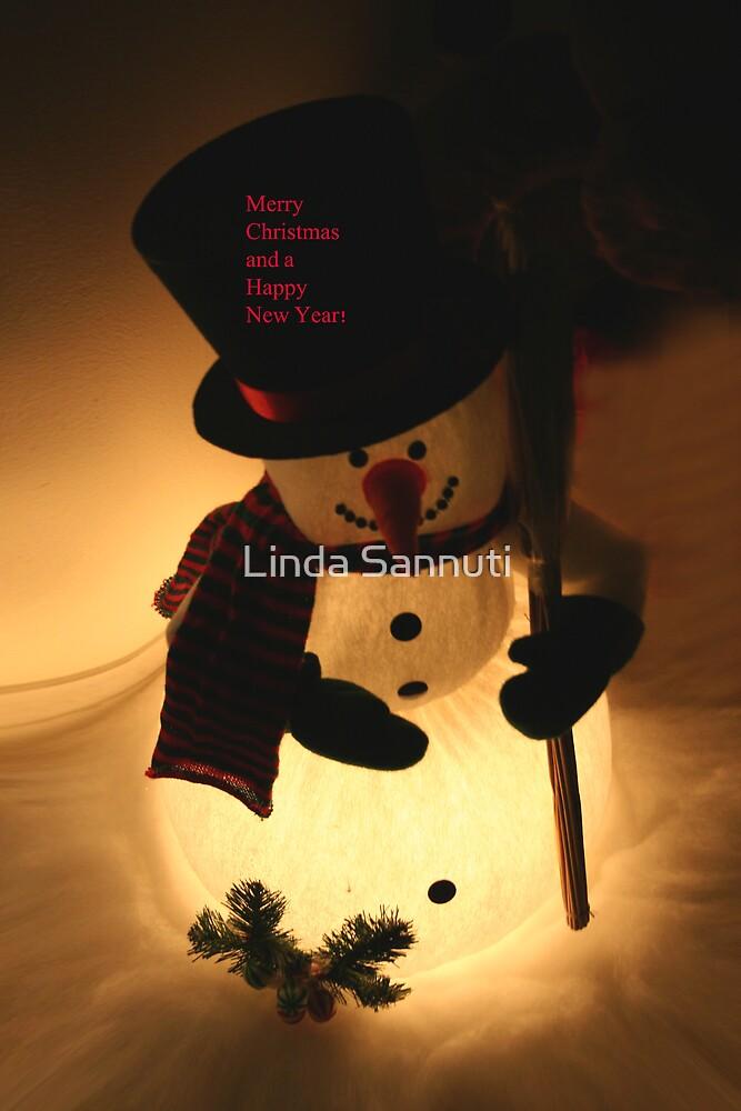Happy Holidays! by Linda Sannuti