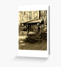 onslow pines Greeting Card