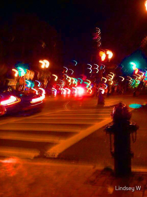 Traffic. by Lindsey W