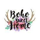 «Boho sweet Home» de weloveboho