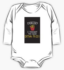 Funny One Piece - Long Sleeve