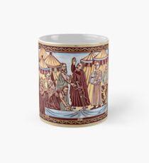 Knighthood Ceremony (colour version) Mug