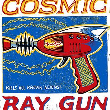 Cosmic Ray Gun by wonder-webb