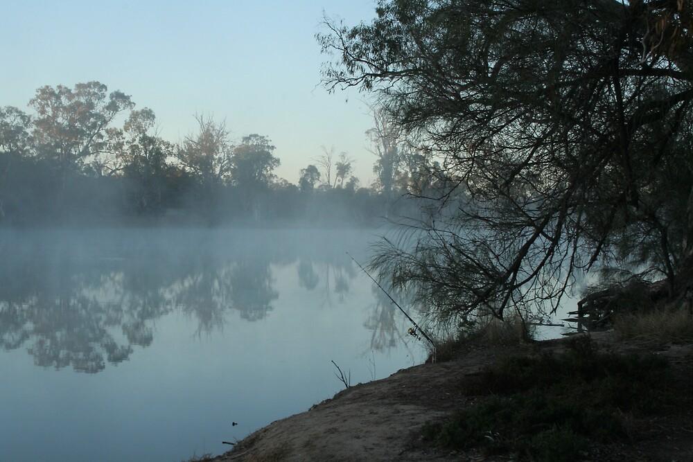 Murray River by sherryn pitt