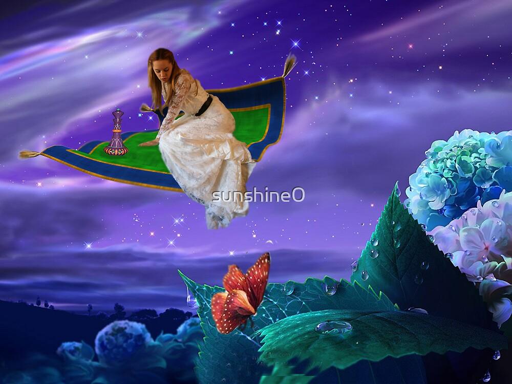 Quot Magic Carpet Ride Quot By Sunshine0 Redbubble