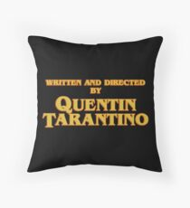 Written and directed by Quentin Tarantino Floor Pillow