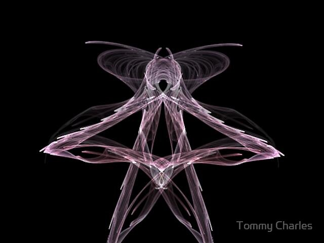 Extra Dimensional Life Form by Tommy Charles