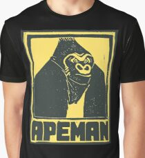 Apeman Graphic T-Shirt