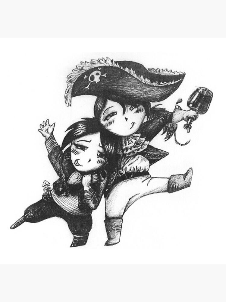 Pirates von UlyaBowie