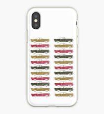 Cadillac Fleet iPhone Case