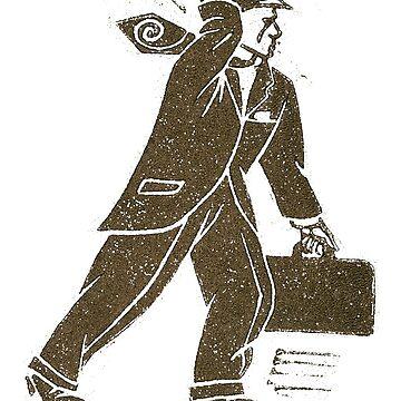 Rush Hour Man by wonder-webb