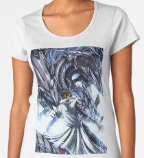 Blue Eyes Ultimate Dragon Women's Premium T-Shirt