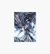 Blue Eyes Ultimate Dragon Art Board