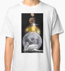 Planets Swan by GEN Z Classic T-Shirt