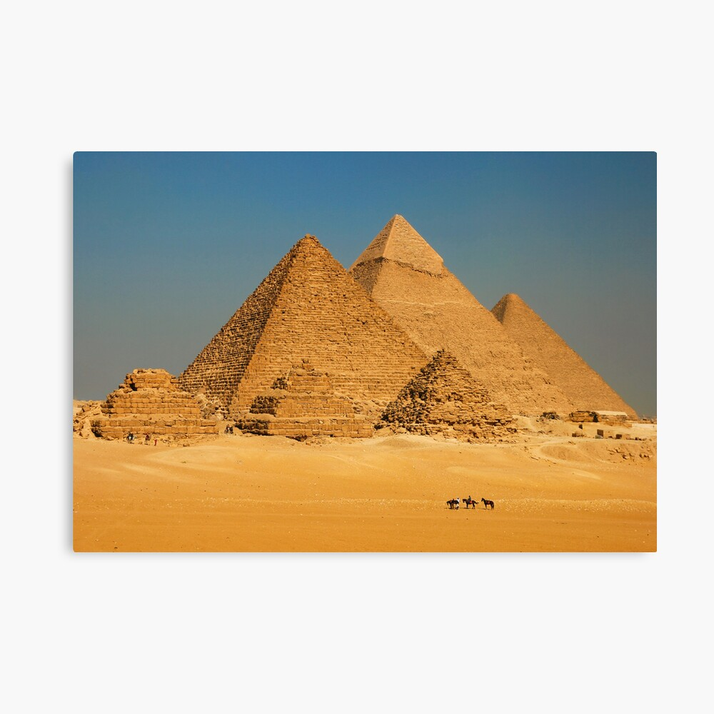 Cairo, Egypt. Canvas Print
