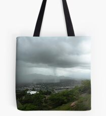 Shower Curtain Tote Bag