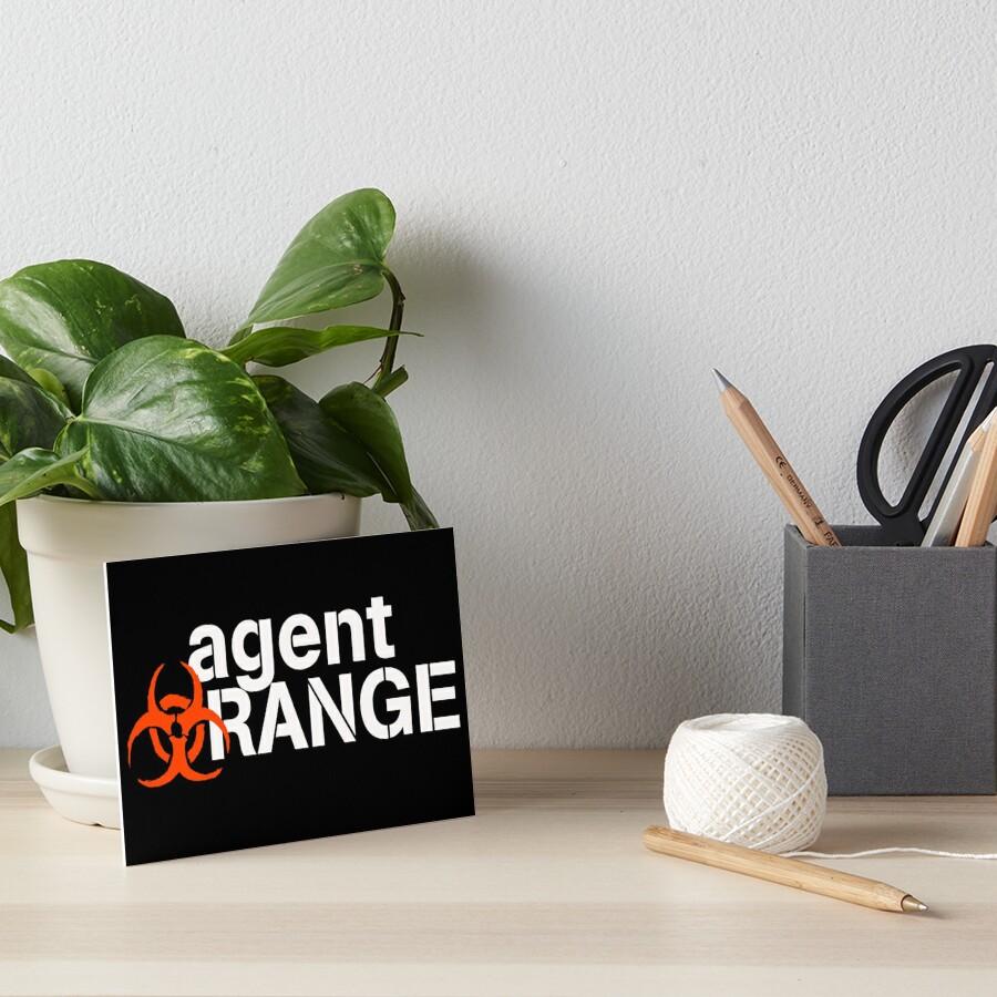 Agent Orange by Sigge241