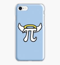 Angel Pi iPhone Case/Skin