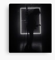 The 1975 Stage Canvas Print
