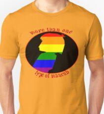 mehr als eine Art von Mancub! Slim Fit T-Shirt