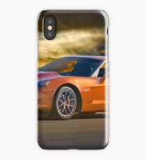 2005 Corvette Z06 427 I iPhone Case/Skin