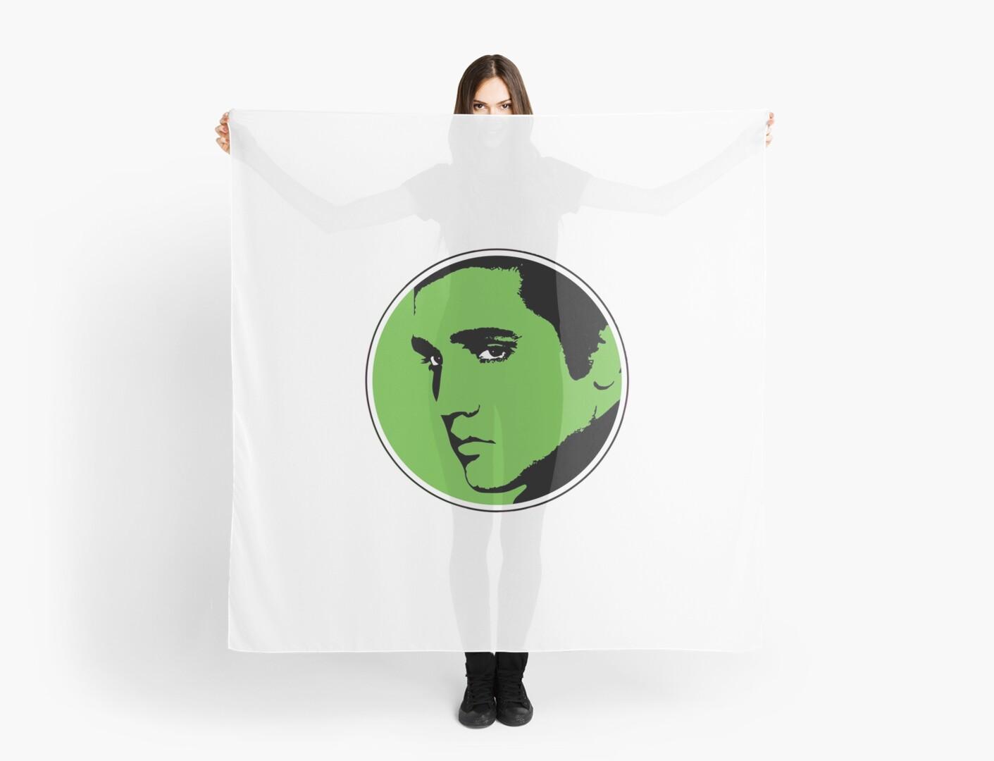 Elvis Presley by jcoledzn