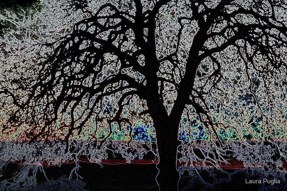Glowing Edges by Laura Puglia