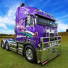 Purple Kenny by Keith Hawley