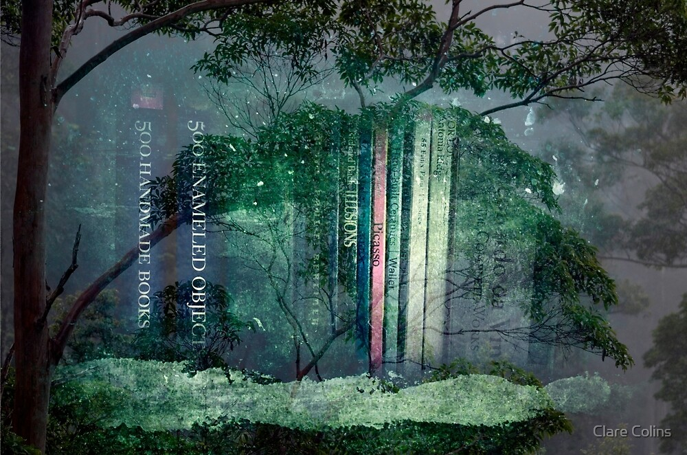 Read the Trees by Clare Colins