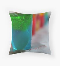 jelly-o!! Throw Pillow