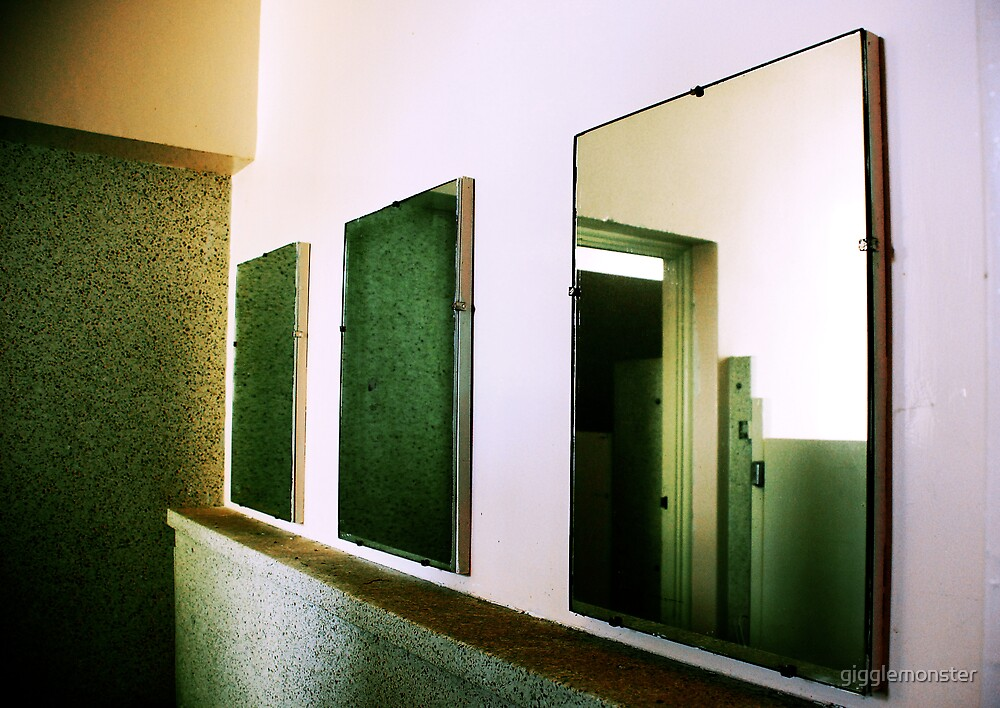 Three Mirrors by gigglemonster